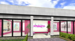 The redesign of the Markova Store